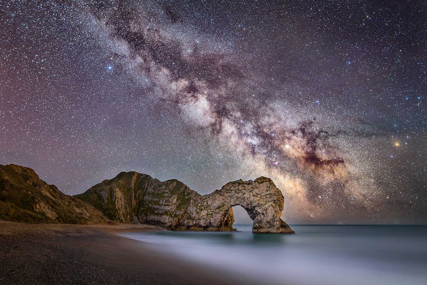 4am At Durdle Door