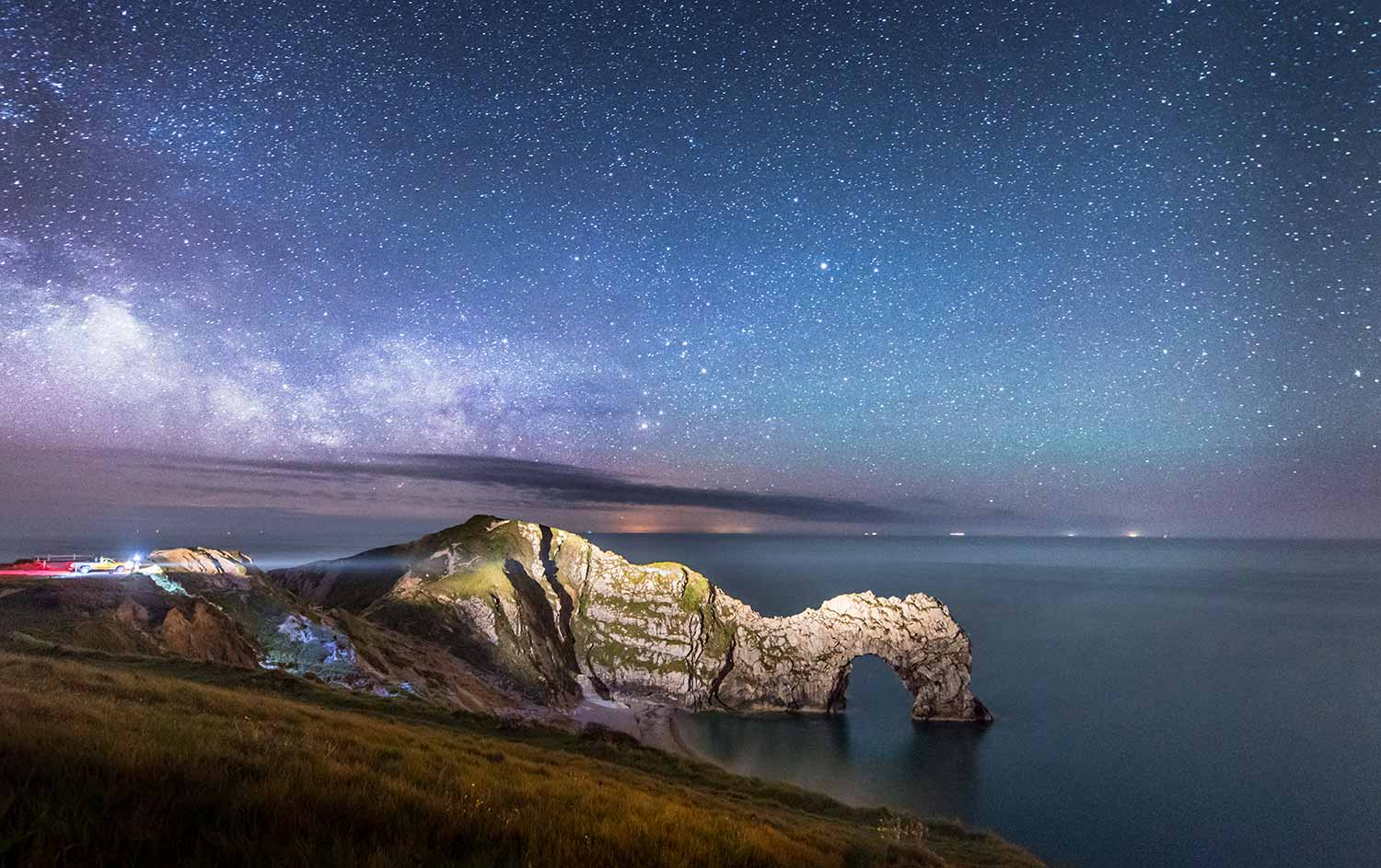Close Encounters At Durdle Door