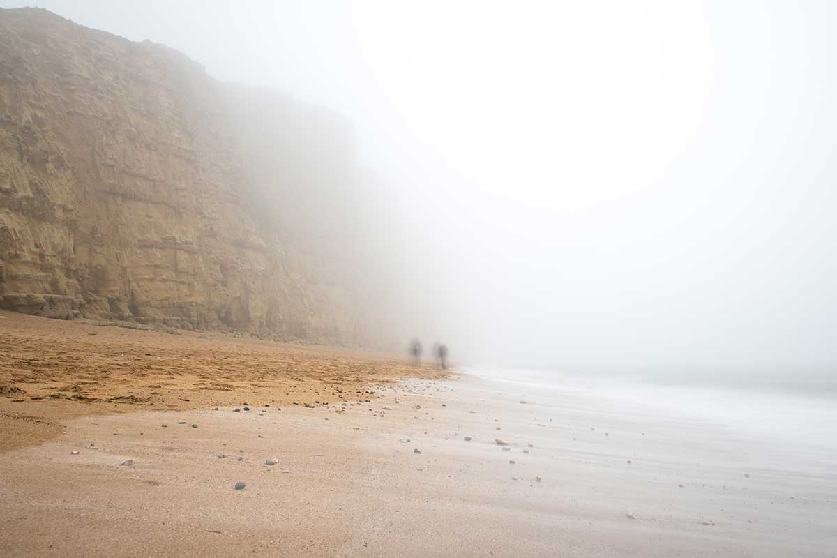 Figures In The Mist