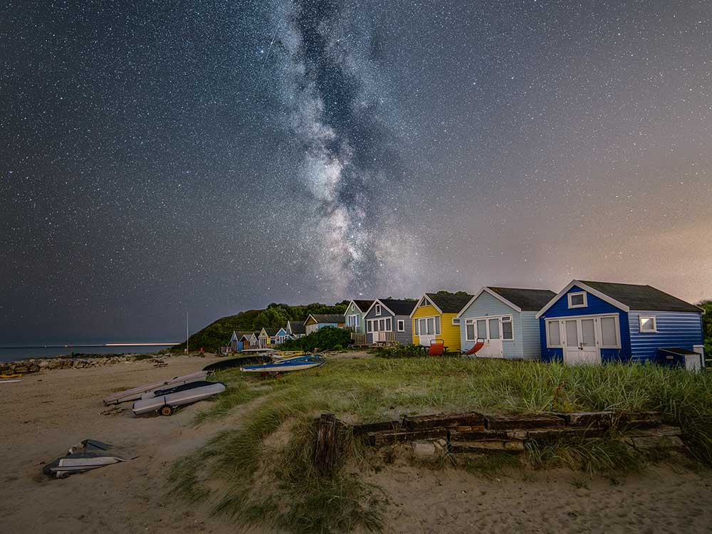 Milky Way At Mudeford