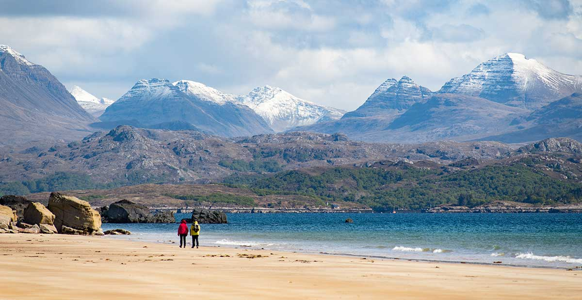 Stroll Along Big Sand - Scottish Highlands landscape photography by Stephen Banks