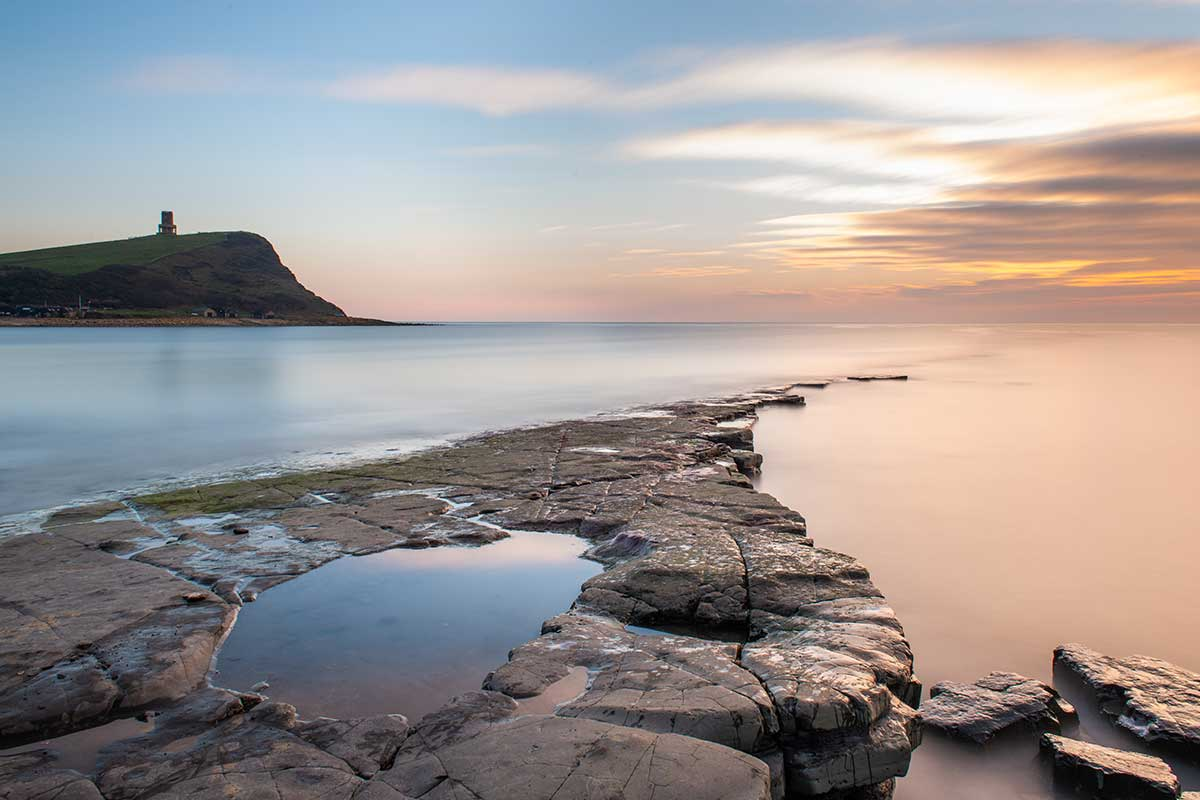 Tranquility At Kimmeridge