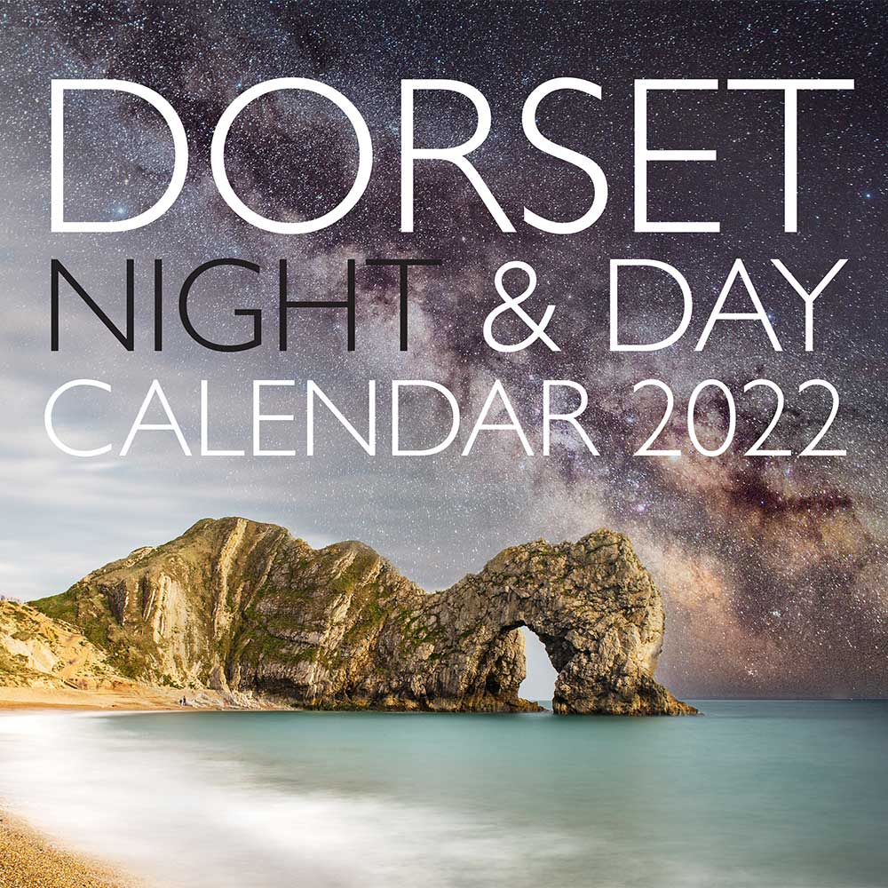 Dorset Night & Day Calendar 2022
